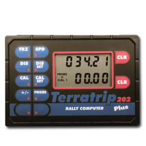 TERRATRIP MEDIDOR DE DISTANCIA T002-PLUS
