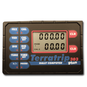 TERRATRIP MEDIDOR DE DISTANCIA T003-PLUS